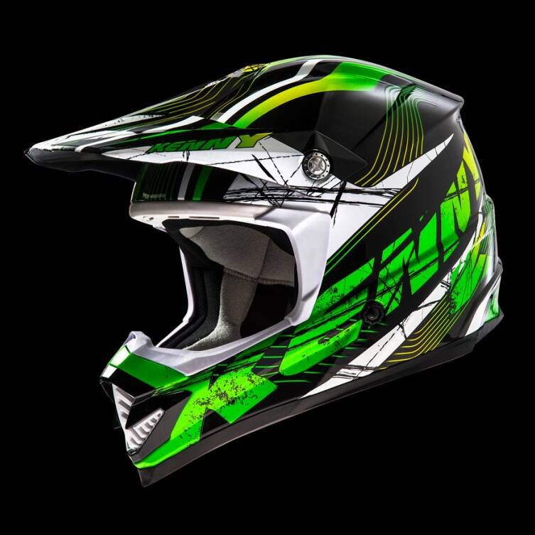 KASK KENNY TRACK neon green