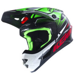 KASK KENNY TRACK 2017 green / black / red