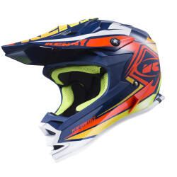 KASK KENNY PERFORMANCE 2017 navy / orange / lime