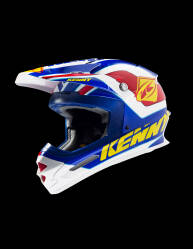 KASK KENNY TRACK 2015 blue / yellow / red