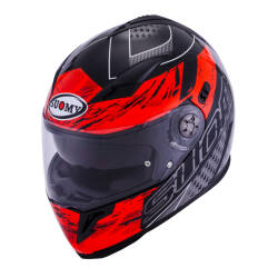 KASK SUOMY HALO Drift Red 2016