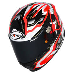 KASK SUOMY SR SPORT Diamond Orange