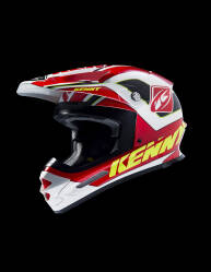 KASK KENNY TRACK 2015 red / black