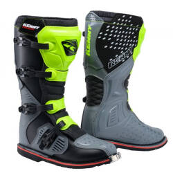BUTY KENNY TRACK grey neon yellow Limited