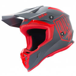 KASK PULL-IN SOLID red 2019