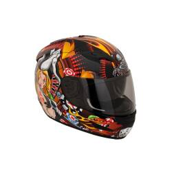 KASK CYBER US-97 - Poker Girl