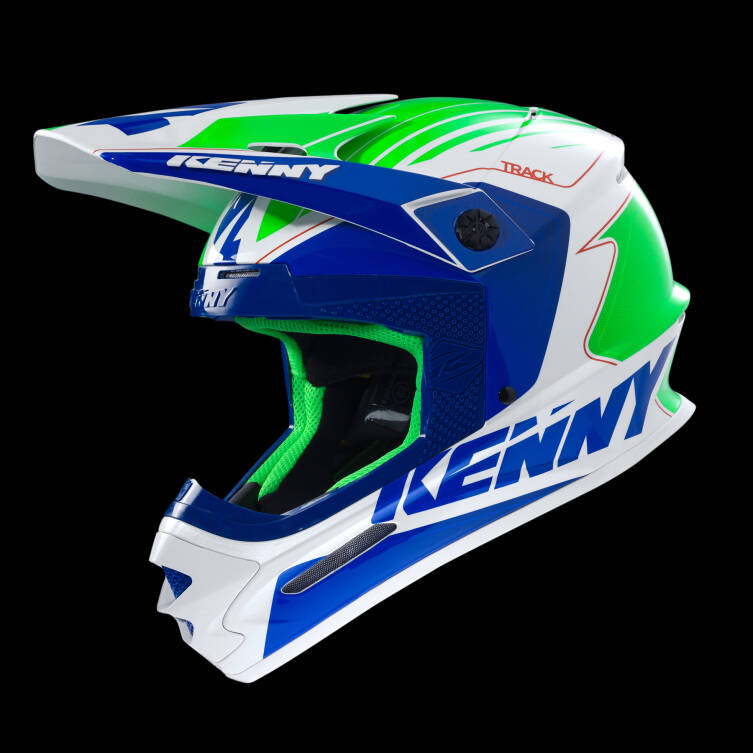 KASK KENNY TRACK 2016 navy / neon green