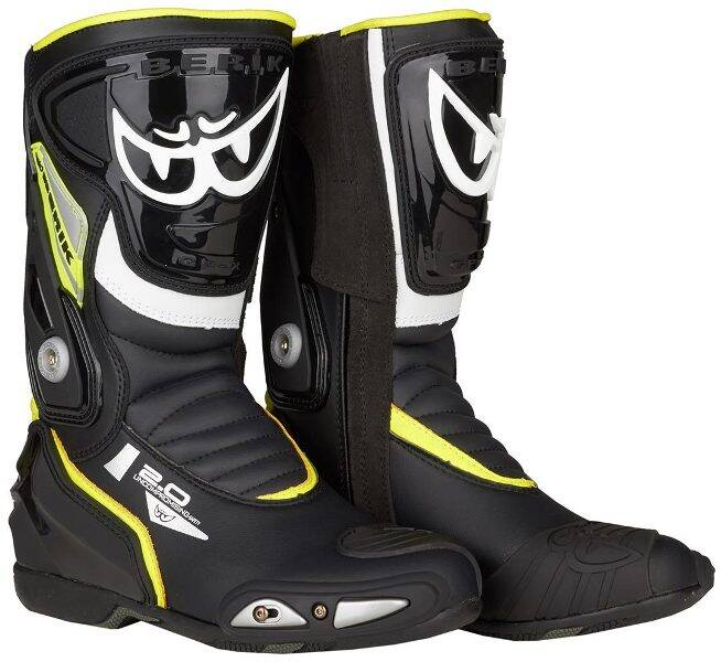 BUTY BERIK SHAFT 2.0  fluo yellow