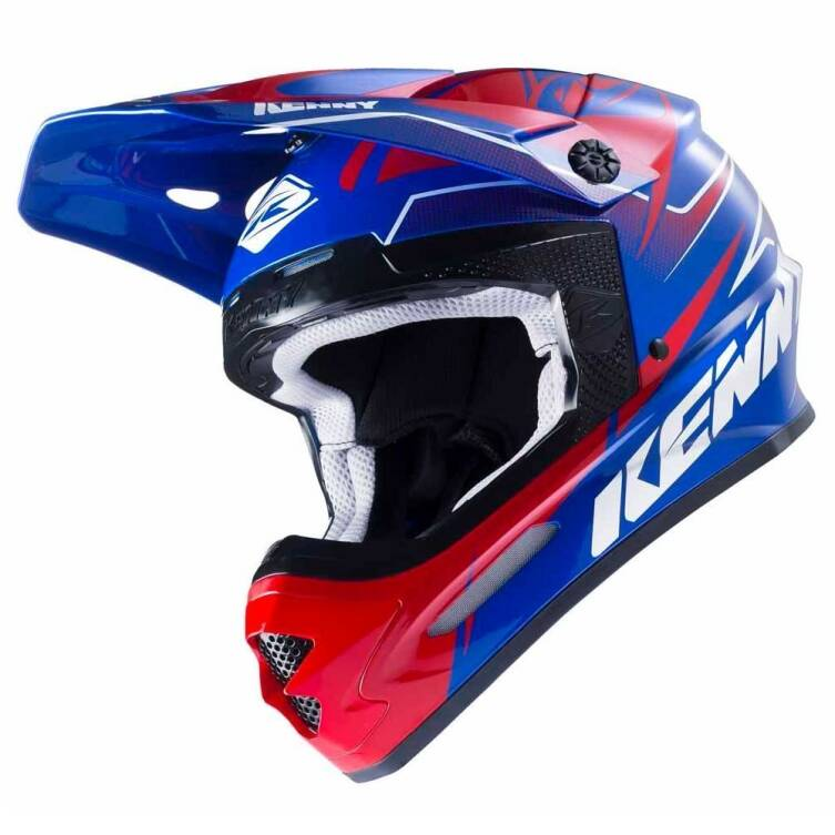 KASK KENNY TRACK 2017 blue / red