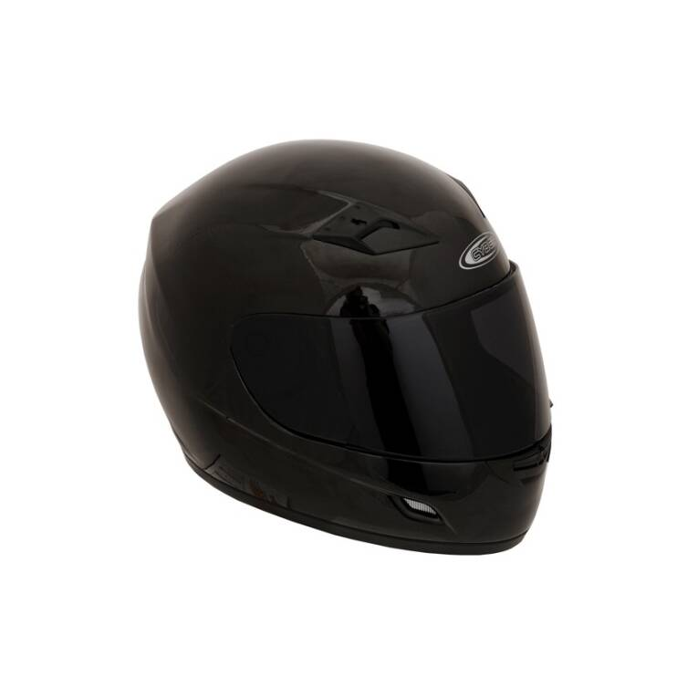 KASK CYBER US-39 - Black metalic
