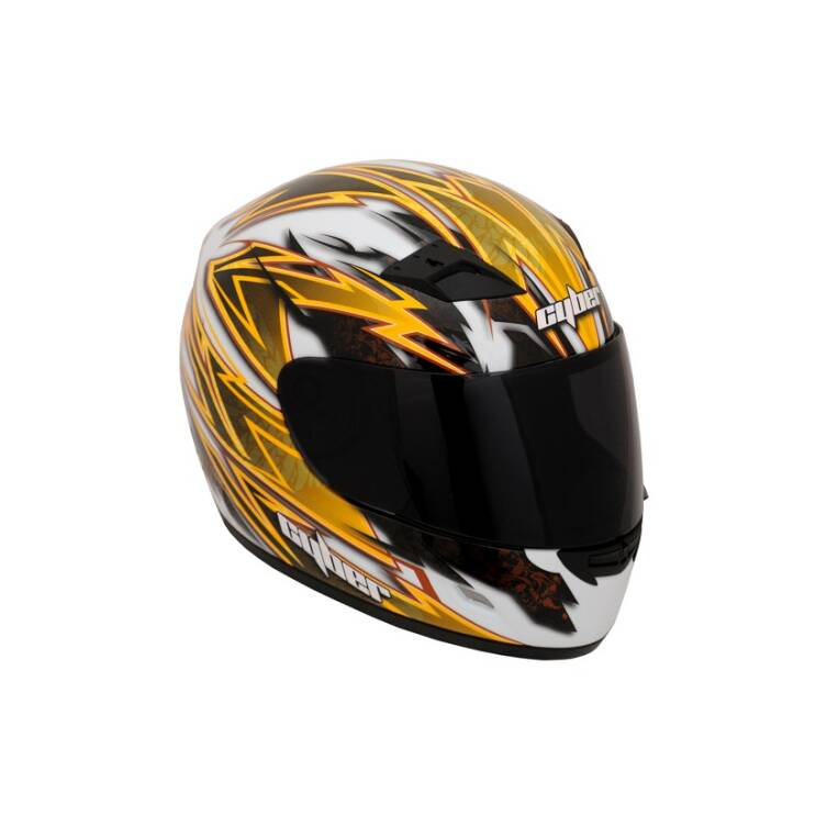 KASK CYBER US-39 - Lightning yellow