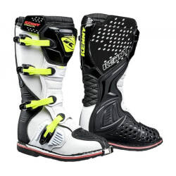 BUTY KENNY TRACK black white fluo Limited