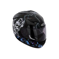 KASK CYBER US-97 - Good N Evil blue