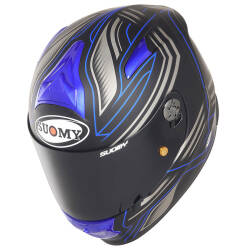 KASK SUOMY SR SPORT 2015 Racing Matt Blue