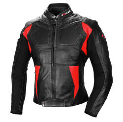 KURTKA TSCHUL 850 black-red