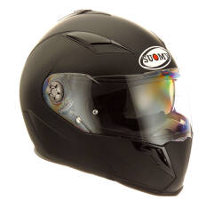 KASK SUOMY HALO Plain Black Matt