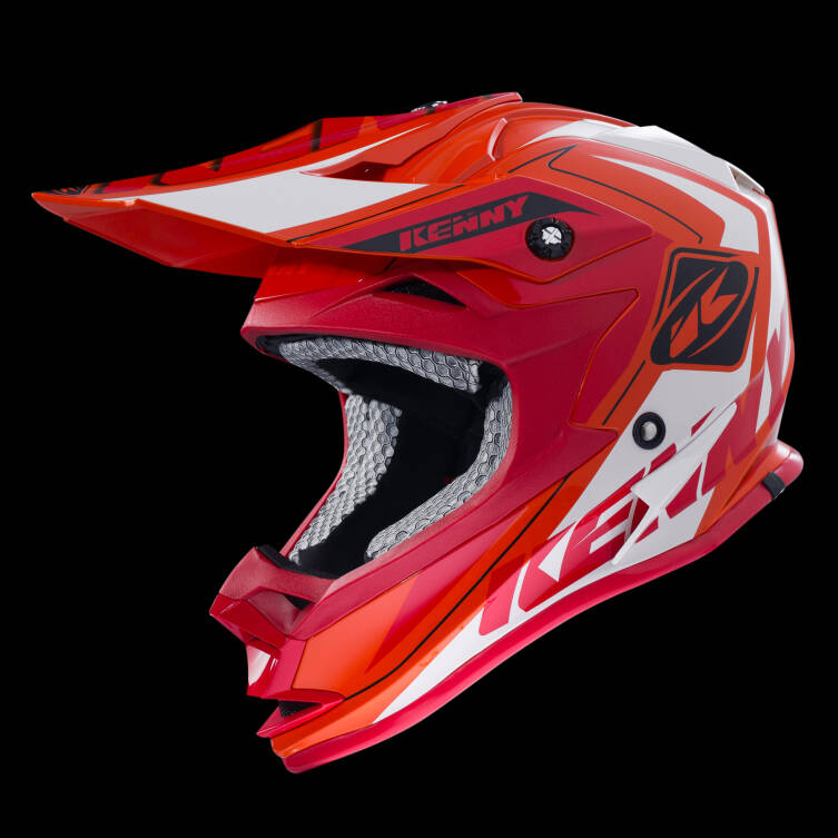 KASK KENNY PERFORMANCE 2016 orange / red
