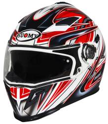 KASK SUOMY HALO Zenith White/Red