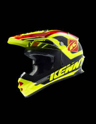 KASK KENNY TRACK 2015 neon yellow / red