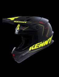 KASK KENNY TRACK 2016 matt black / neon yellow