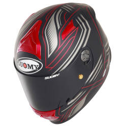 KASK SUOMY SR SPORT 2015 Racing Matt Red
