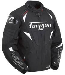 KURTKA FURYGAN WIND black