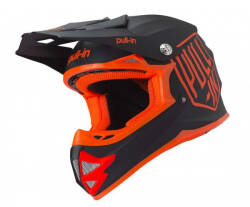 KASK PULL-IN SOLID neon orange 2019